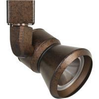 Cal Lighting HT-888RU-CONERU Signature 1 Light Rust Track Head Ceiling Light