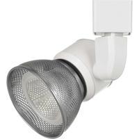 Cal Lighting HT-888WH-MESHBS Signature 1 Light White Track Head Ceiling Light
