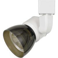 Cal Lighting HT-888WH-SMOCLR Signature 1 Light White Track Head Ceiling Light