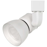Cal Lighting HT-888WH-WHTFRO Signature 1 Light White Track Head Ceiling Light