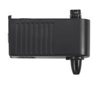 Cal Lighting HT-940-BK Cal Track 1 Light 12V Black Track Adapter Ceiling Light Low Voltage