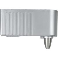 Cal Lighting HT-940-BS Cal Track 1 Light 12V Brushed Steel Track Adapter Ceiling Light Low Voltage