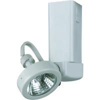 Cal Lighting HT-949-WH Signature 1 Light 12V White Track Fixture Ceiling Light