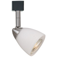 Cal Lighting HT-954-BS Serpentine 1 Light 120V Brushed Steel Track Head Ceiling Light