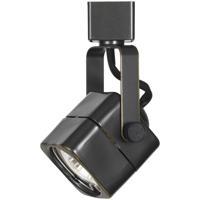 Cal Lighting HT-976-DB Ht Series 1 Light 120V Dark Bronze Track Head Ceiling Light Square