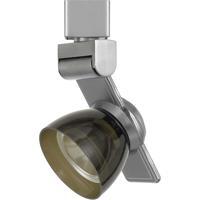 Cal Lighting HT-999BS-SMOCLR Signature 1 Light Brushed Steel Track Head Ceiling Light