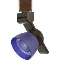 Cal Lighting HT-999RU-BLUFRO Signature 1 Light Rust Track Head Ceiling Light