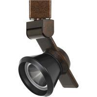 Cal Lighting HT-999RU-CONEBK Signature 1 Light Rust Track Head Ceiling Light