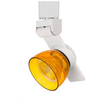Cal Lighting HT-999WH-AMBCLR Signature 1 Light White Track Head Ceiling Light