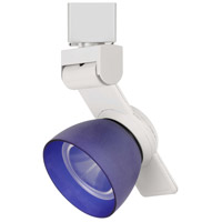 Cal Lighting HT-999WH-BLUFRO Signature 1 Light White Track Head Ceiling Light