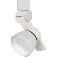 Cal Lighting HT-999WH-WHTFRO Signature 1 Light White Track Head Ceiling Light