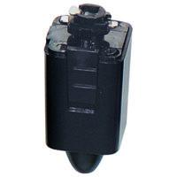 Cal Lighting HT-PN-ADOPT-BK Signature Black Pendant Cord Adapter Line Voltage