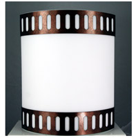Signature 1 Light 11 inch Rust Wall Lamp Wall Light