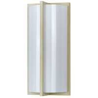 Signature 1 Light 12 inch Beige Wall Lamp Wall Light