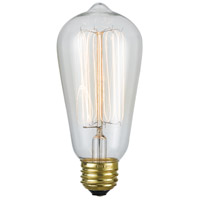 Cal Lighting LB-7147-60W Edison ST18 E26 60 watt 120v Bulb photo thumbnail