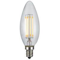 Cal Lighting LB-LED4W22K-E12 Edison LED E12 4 watt 2200k Bulb