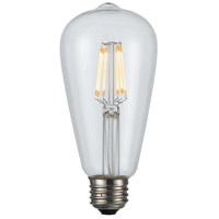 Cal Lighting LB-LED6W22K-E26 Edison LED E26 6 watt 2200K Bulb