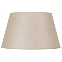 Cal Lighting SH-8113-14E Signature Kraft 14 inch Shade Round
