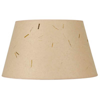 Cal Lighting SH-8115-17F Signature Kraft 17 inch Shade Round