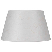 Cal Lighting SH-8117-17F Signature Kraft 17 inch Shade Round