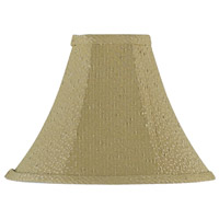 Bell Coolie Green Beige 11 inch Shade