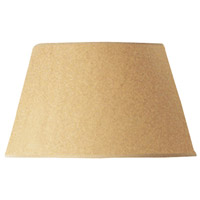 Kraft Brown 18 inch Shade