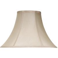 Cal Lighting SH-7137 Bell Silk 16 inch Shade