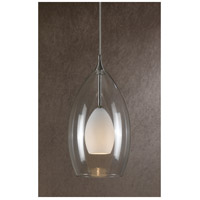 Cal Lighting UP-1045/6-BS Signature 1 Light 6 inch Brushed Steel Pendant Ceiling Light