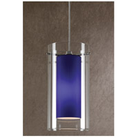 Cal Lighting UP-1052/6-BS Signature 1 Light 4 inch Brushed Steel Pendant Set Ceiling Light Low Voltage