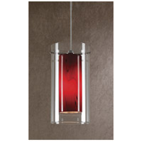 Cal Lighting UP-1054/6-BS Signature 1 Light 4 inch Brushed Steel Pendant Set Ceiling Light Low Voltage