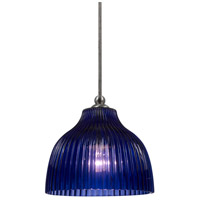Cal Lighting UP-1072/6-BS Signature 1 Light 7 inch Brushed Steel Pendant Set Ceiling Light