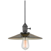 Cal Lighting UP-1097/6-AM Signature 1 Light 10 inch Black Pendant Ceiling Light