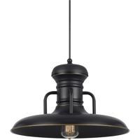 Cal Lighting UP-1110-6-DB Winter 1 Light 16 inch Dark Bronze Pendant Set Ceiling Light Line Voltage