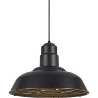 Cal Lighting UP-1111-6-DB Ashland 1 Light 16 inch Dark Bronze Pendant Set Ceiling Light Line Voltage