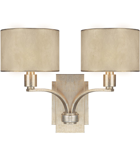 Capital Lighting Luna 2 Light Sconce in Winter Gold 1027WG-410 photo