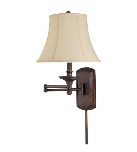 Capital Lighting Signature 1 Light Sconce in Burnished Bronze 1911BB-502 photo