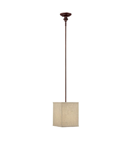 Capital Lighting Midtown 2 Light Pendant in Burnished Bronze with Frosted Diffuser Glass 1976BB-462 photo
