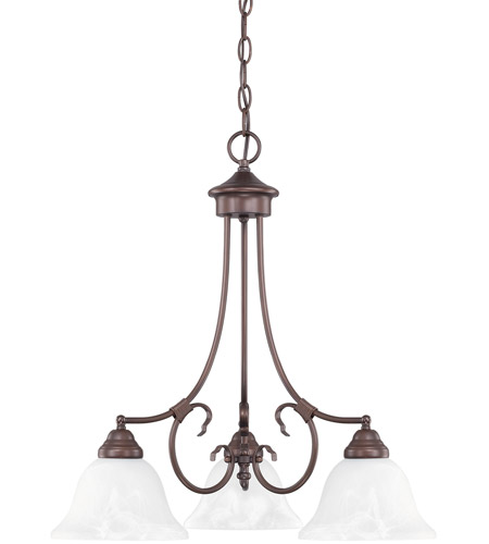 Capital Lighting Bronze Chandeliers