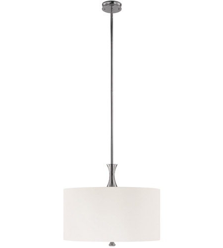 Capital Lighting 3875PN-495 Studio 4 Light 24 inch Polished Nickel Pendant Ceiling Light photo