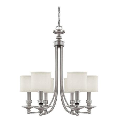 capital lighting 3916mn 451 midtown 6 light 27 inch matte nickel