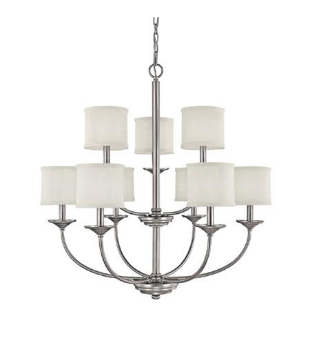 capital lighting 3929mn 469 loft 9 light 32 inch matte nickel