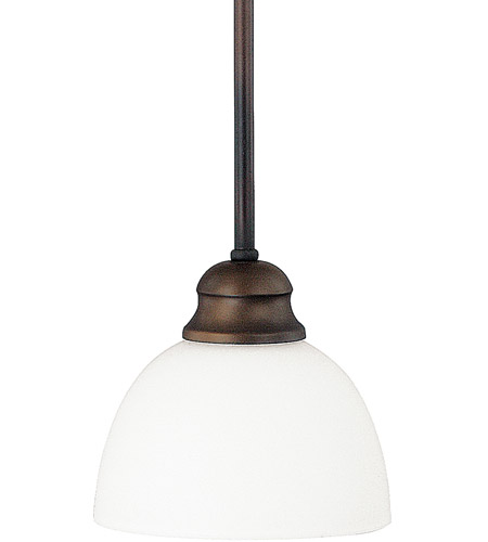 Capital Lighting 4031BB-212 Stanton 1 Light 7 inch Burnished Bronze Mini-Pendant Ceiling Light in Soft White photo