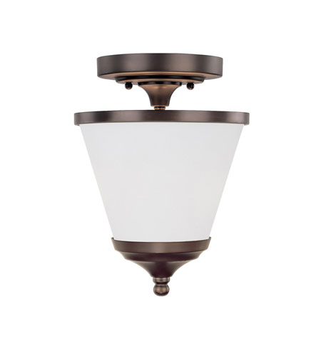 Capital Lighting Stanton 2 Light Foyer Pendant in Burnished Bronze 4032BB-211 photo