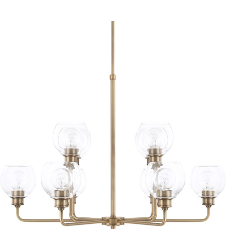 Capital Lighting Mid Century Chandeliers