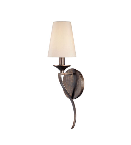 Capital Lighting 4331RT-523 Soho 1 Light 5 inch Rustic Sconce Wall Light photo