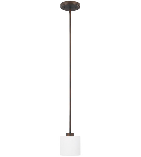 Capital Lighting 4340BB-103 Steele 1 Light 6 inch Burnished Bronze Mini-Pendant Ceiling Light photo