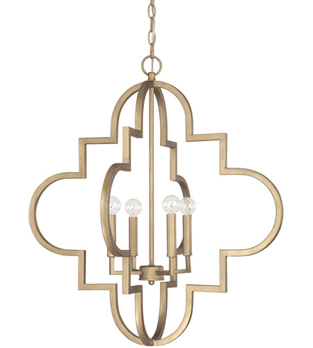 Capital Lighting Gold Ellis Pendants