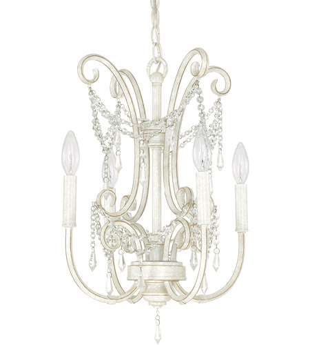 White Signature Chandeliers