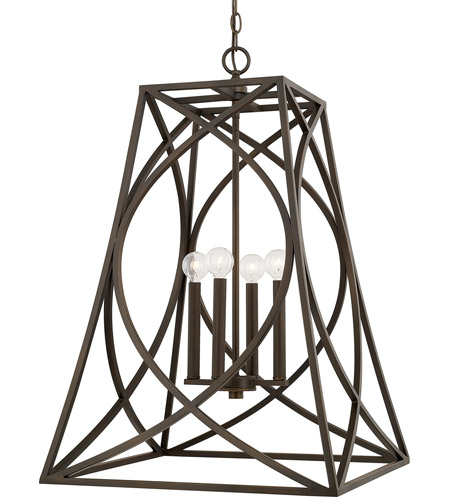 Olde Bronze Signature Foyer Pendants
