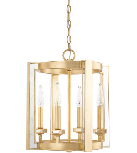 Capital Gold Foyer Pendants
